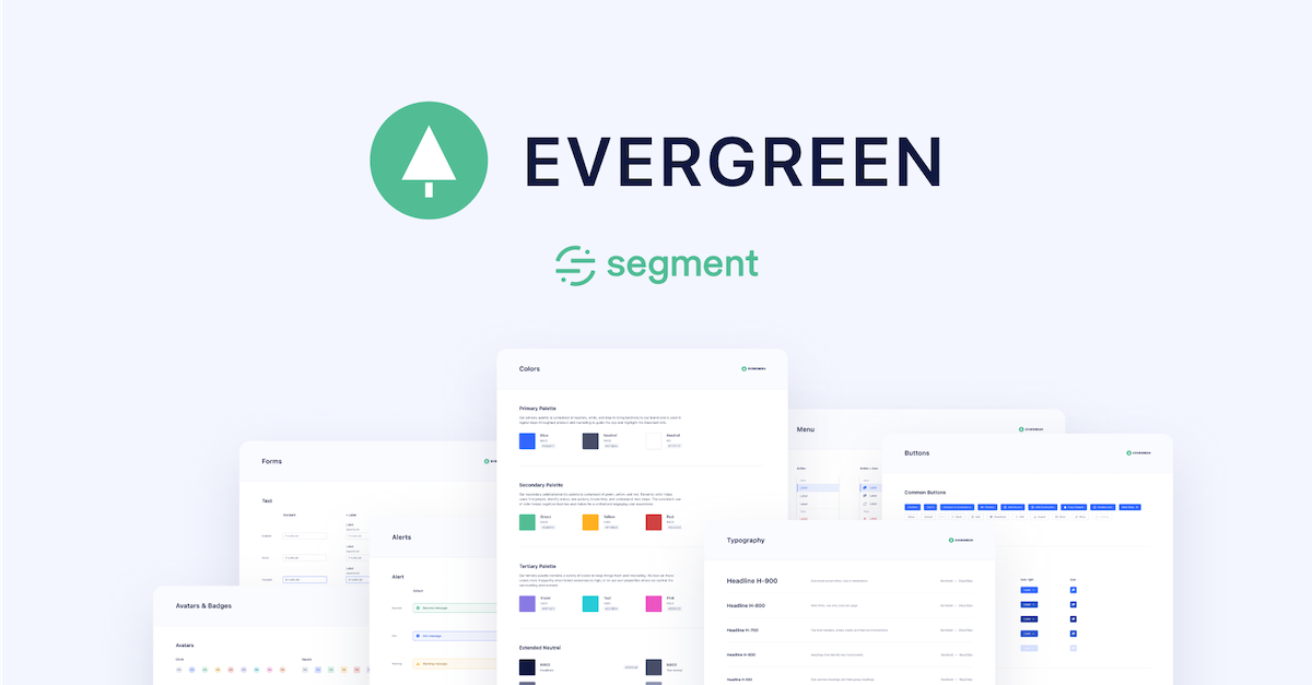 Select Menu · Evergreen